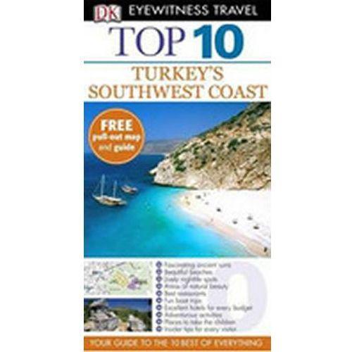 DK Eyewitness Top 10 Travel Guide: Turkey's Southwest Coast (9781405361378)