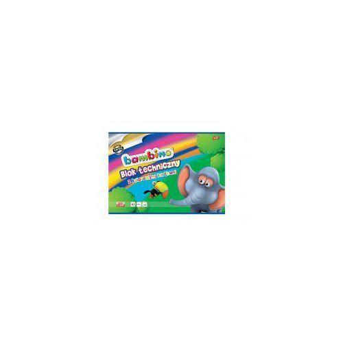 Majewski Blok biurowy techniczny a3 kolorowy 10k bambino darmowy odbiór w 19 miastach!