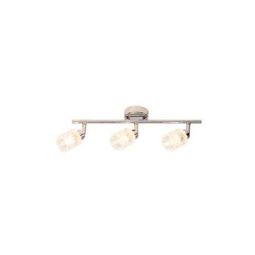 Lampa ścienna brenda 3x33w chrom marki Rabalux