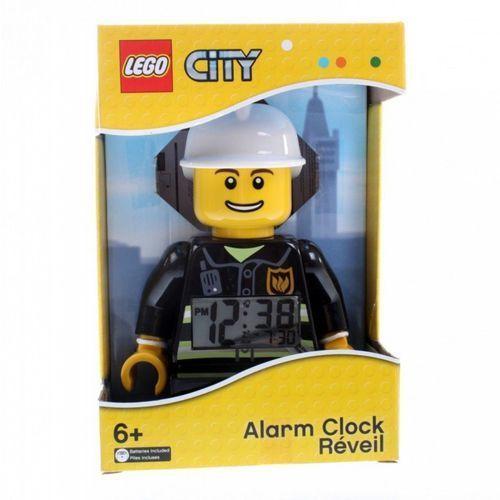 LEGO Budzik City Strazak - Lego (5060286800003)