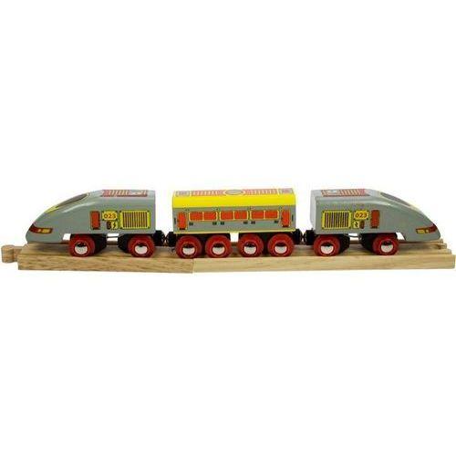 Bigjigs toys Pociąg express -