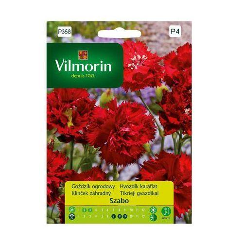Goździk ogrodowy SZABO nasiona tradycyjne 0.5 g VILMORIN (5907617322134)