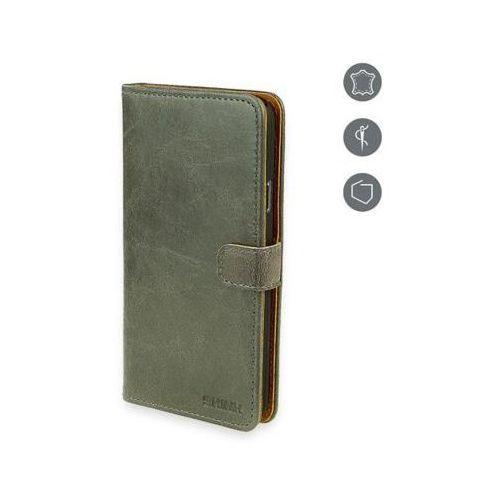 Skink Etui  book do iphone 6/6s plus szary (5902335360222)