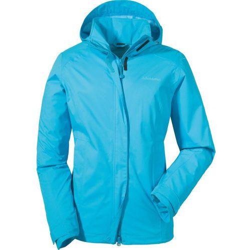 easy l 3 kurtka kobiety niebieski 38 2018 kurtki przeciwdeszczowe marki Schöffel