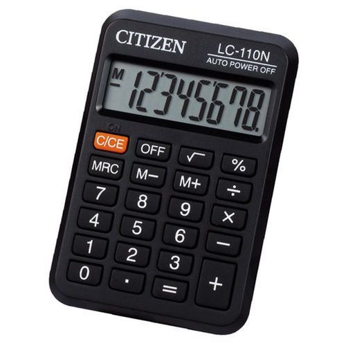 Kalkulator Citizen LC-110