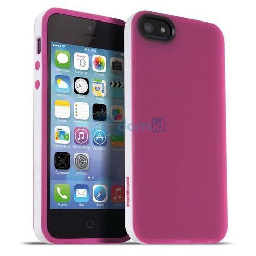 Meliconi Etui Jumper iPhone 5 5s (8006023204038) Darmowy odbiór w 20 miastach! z kategorii Futerały i pokrowce do telefonów