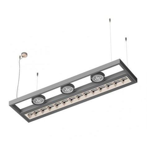 lampa wisząca AZER H1Wds LED111/TL5, CLEONI T031H1Wds+