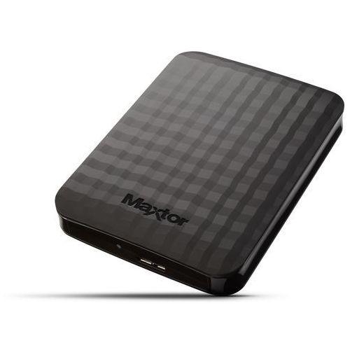 Maxtor M3 1TB 2,5'' USB 3.0 STSHX-M101TCBM, 490551