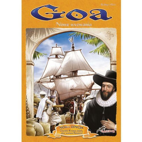 Goa (edycja polska) marki Lacerta