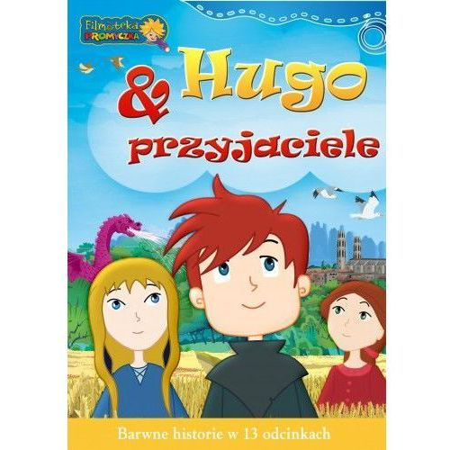 Hugo & Przyjaciele - bajka na DVD