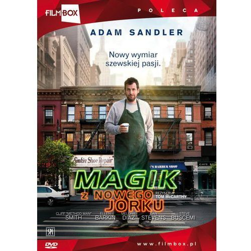 Magik z nowego jorku (dvd) marki Add media