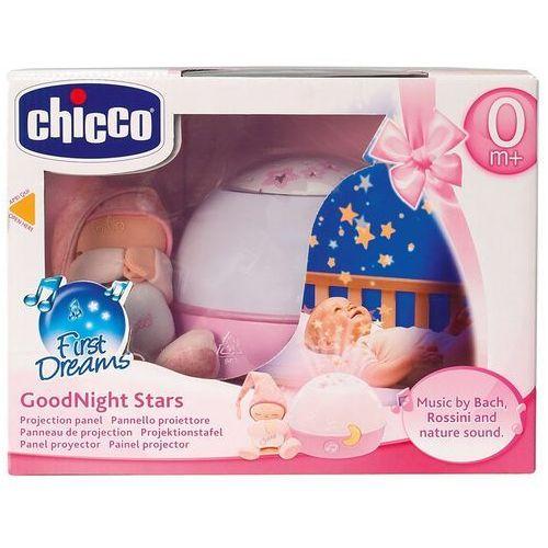 chicco projektor gwiazde k różowy marki Chicco