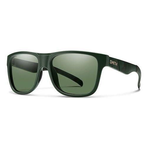 Smith Okulary słoneczne lowdown xl polarized 6ho/l7