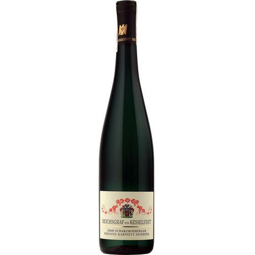 Reichsgraf von kesselstatt scharzhofberger riesling kabinett feinherb od producenta Weingut reichsgraf von kesselstatt