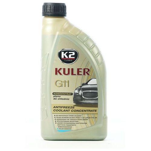 Płyn do chłodnicy K2 Kuler - niebieski 1 Litr (koncentrat)
