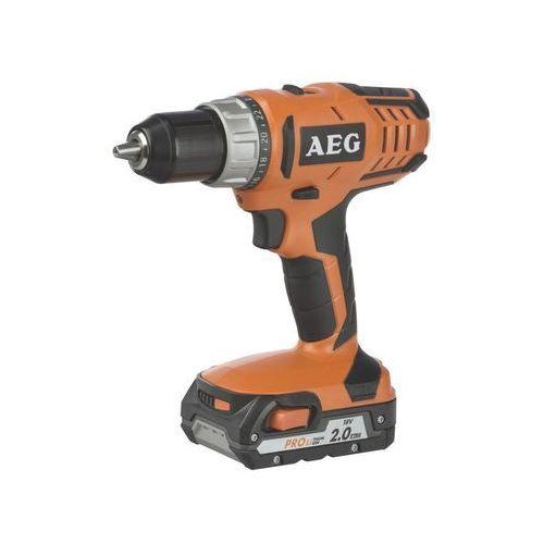 AEG BS18 G2