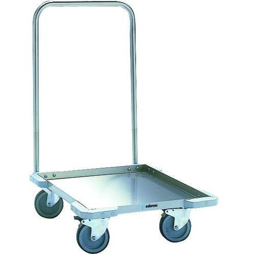 Wózek platformowy z uchwytem do koszy 500x500 mm   , cc-55 marki Edenox