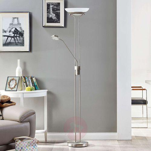 Lindby Lampa ośw. sufit led yveta z lampką do czytania (4251096520095)