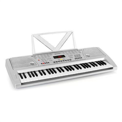 Schubert Etude-61 keyboard 61 klawiszy srebrny z kategorii Keyboardy i syntezatory