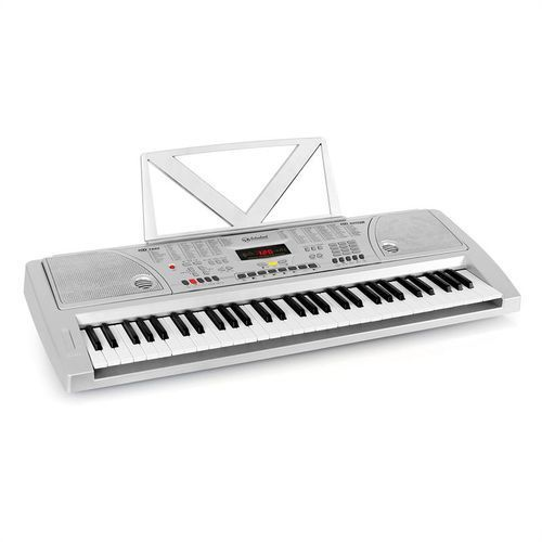 Schubert Etude-61 keyboard 61 klawiszy srebrny