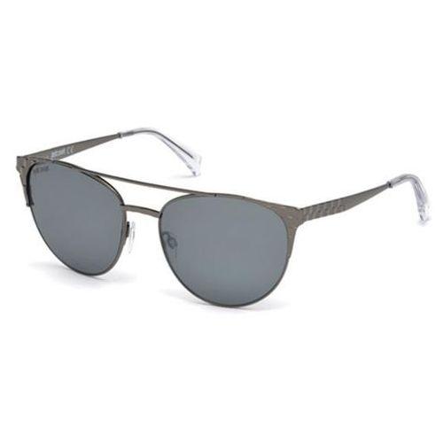 Just cavalli Okulary słoneczne jc 750s 08c