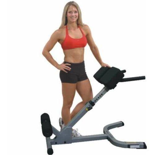 Body-solid Ławka do ćwiczeń brzucha i grzbietu hyperextension 45° ghyp45