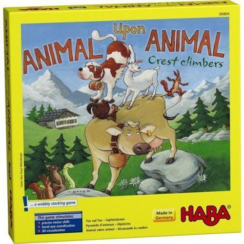Gra - Zwierzak na zwierzaku Alpejski