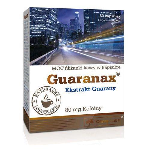 Guarana - Guaranax 60kaps Olimp