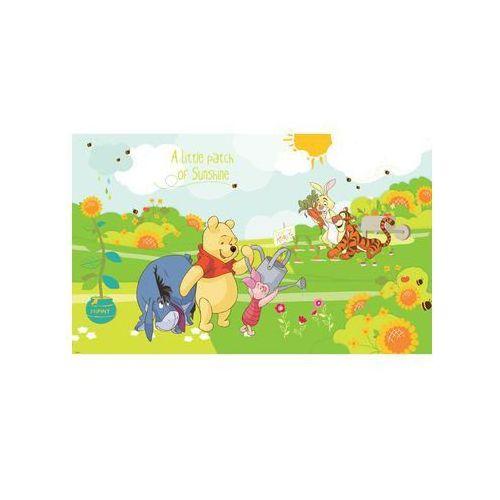 Fototapeta flizelinowa kubuś puchatek wys.104 cmcmspacjaxspacjaszer.152 cmcm marki Disney