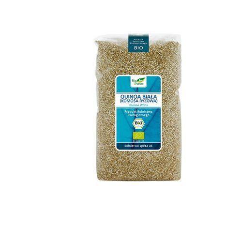 : quinoa biała (komosa ryżowa) bio - 1 kg marki Bio planet