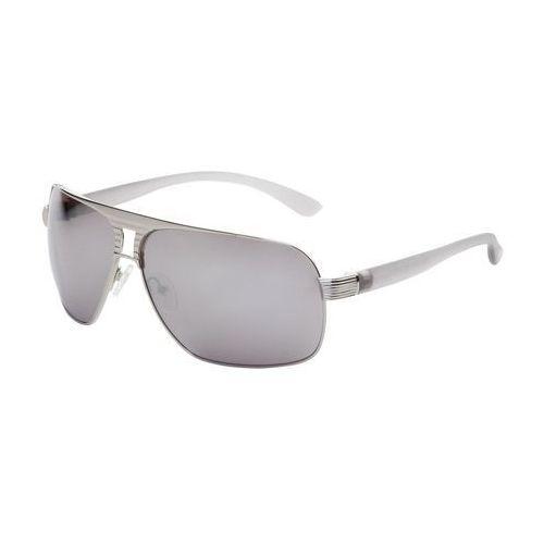 Okulary Przeciwsłoneczne Męskie Guess GU6512_06C Szare, kolor żółty