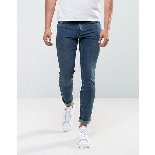 Cheap Monday Tight Skinny Jeans New Term Blue - Blue