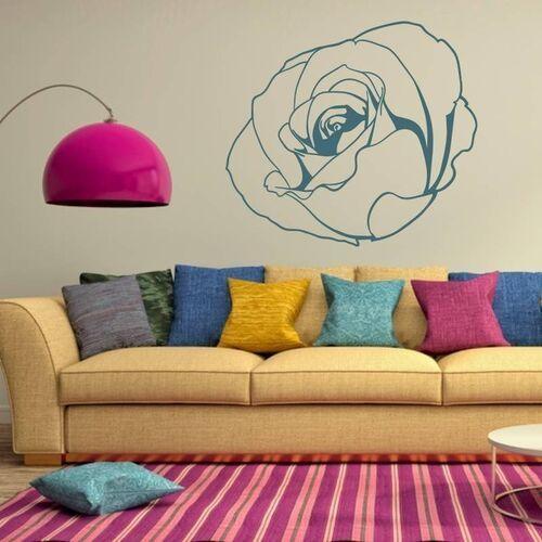 Naklejka kwiat róży 2079 marki Wally - piękno dekoracji