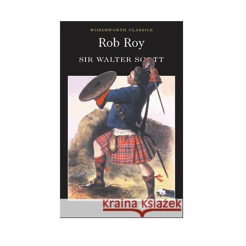 Rob Roy, Walter Scott