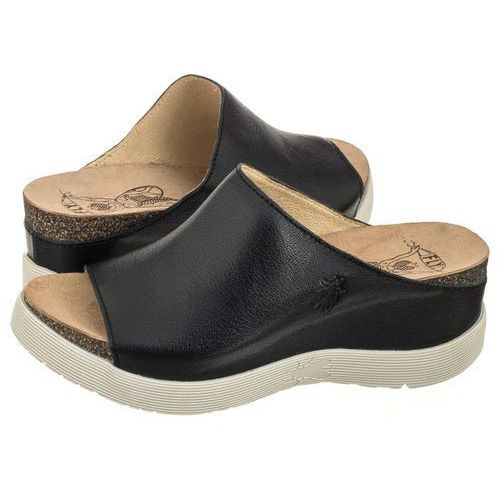 Klapki FLY London Wigg Mousse Black P143672008 (FL269-a)