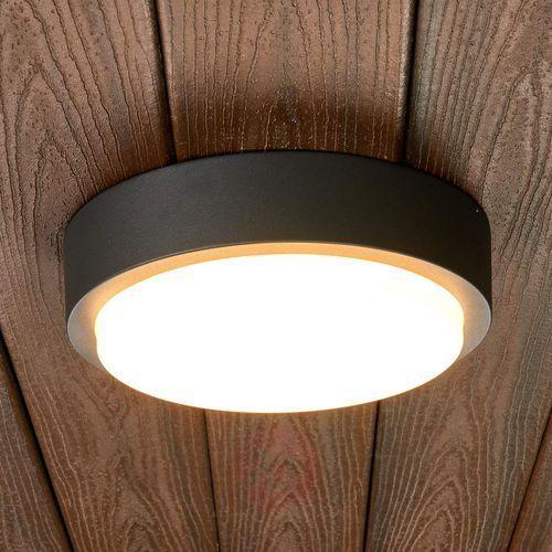 Okrągła lampa zewnętrzna LED Maxine (4251096515404)
