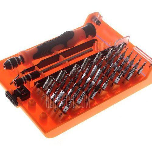 PS - 6045 Portable Screwdriver Tool 45 in 1 Professional Machine Repair Tool