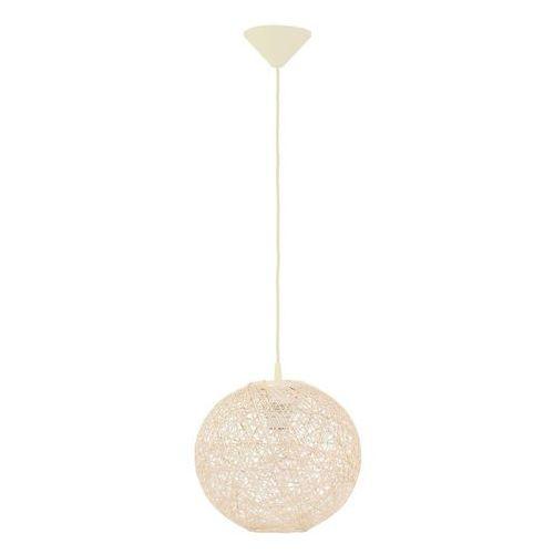 Lampa wisząca abaka 12602 zwis 1x60w e27 ecri >>> rabatujemy do 20% każde zamówienie!!! marki Alfa