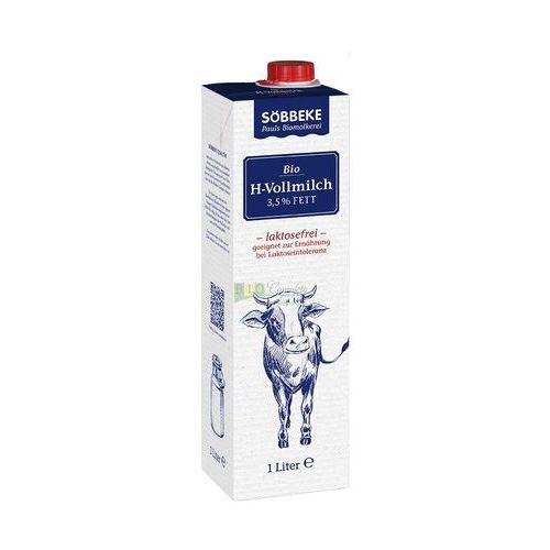 Sobbeke Mleko bez laktozy bio 1l. 3,5% - (4008471499893)