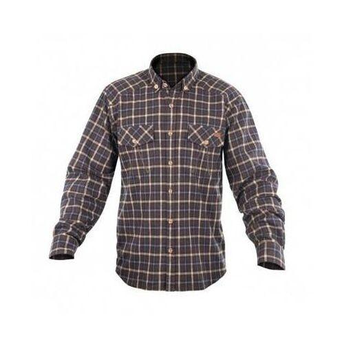 Graff Koszula flanelowa  825-ko koszula flanelowa graff 825-ko rozm. 3xl
