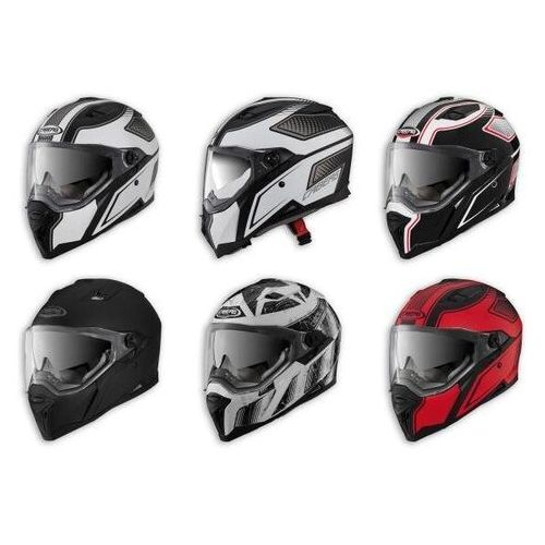 CABERG KASK INTEGRALNY Z BLENDĄ MODEL Stunt Steez