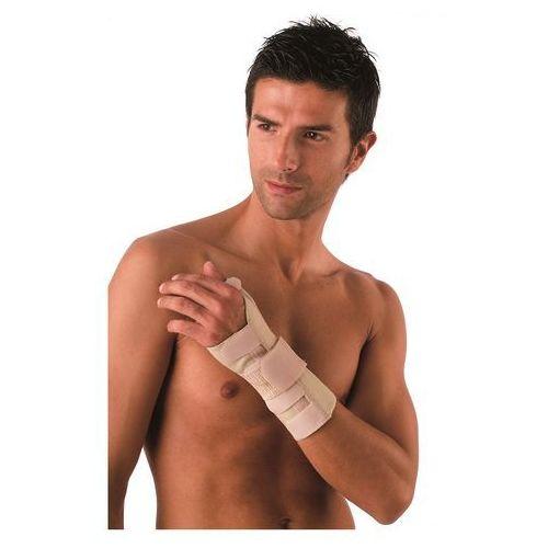 Stabilizator nadgarstka i kciuka z usztywnieniem xl lewa marki Relaxsan