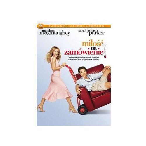 Miłość na zamówienie (DVD) - Tom Dey (5903570127946)