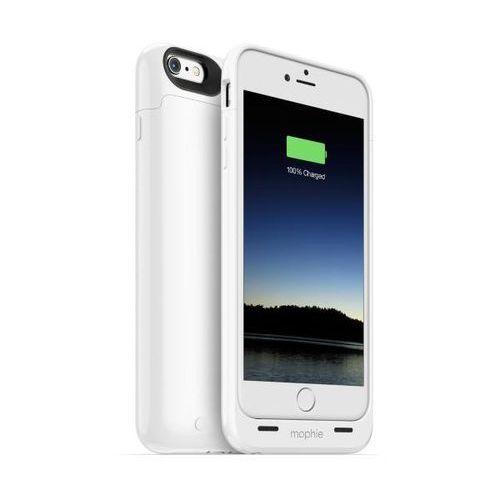 Zewnętrzna bateria  juice pack do iphone 6 plus biały marki Mophie