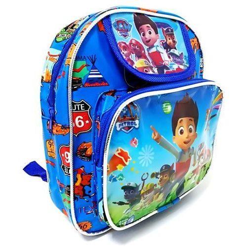 Plecak Wycieczkowy PSI BOHATER niebieski