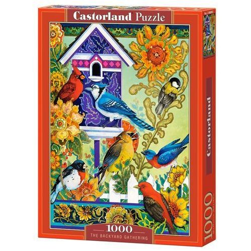Puzzle 1000 The Backyard Gathering - Castor, 1_626687