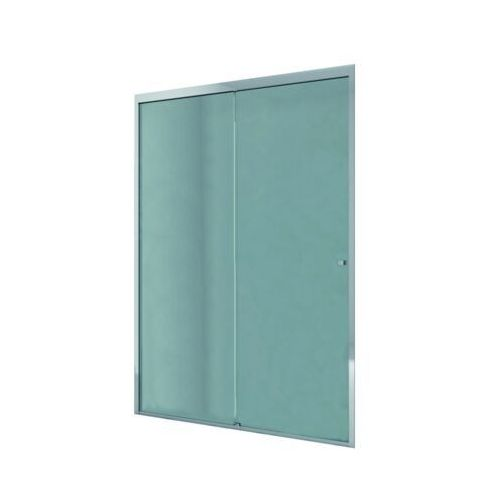 Okucie - drzwi przesuwne - listwa iBOX 180° L2000m