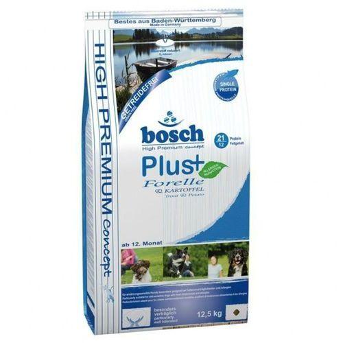 Bosch Plus Pstrag & Ziemniaki 2,5 kg