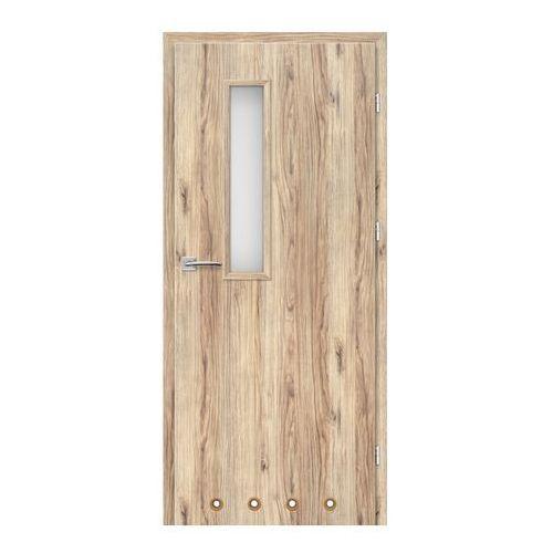 Drzwi z tulejami Exmoor 80 prawe dąb skalny, SDG001024