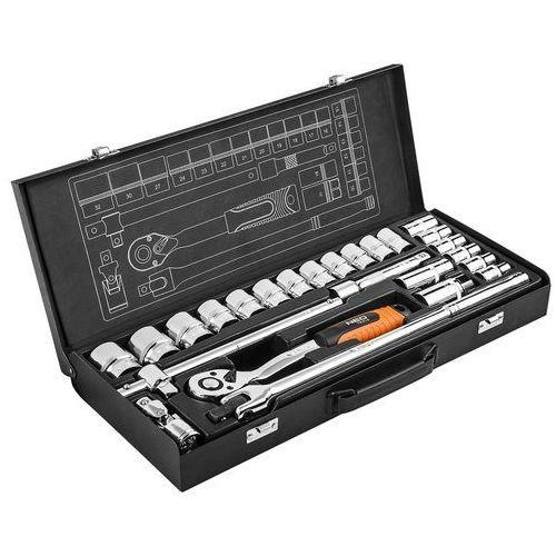 Zestaw kluczy nasadowych NEO 08-674 1/2 cala (25 elementów) + DARMOWY TRANSPORT!